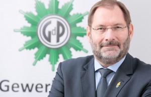 Jörg Radek, Vorsitzender der GdP-Bezirk Bundespolizei